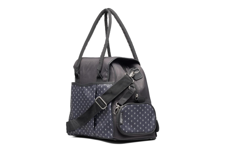 Sacs à main Babymoov Sac à Langer Style Bag Gris vue droite