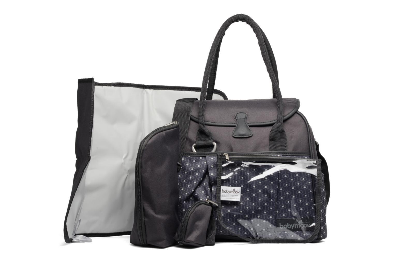 Sacs à main Babymoov Sac à Langer Style Bag Gris vue gauche