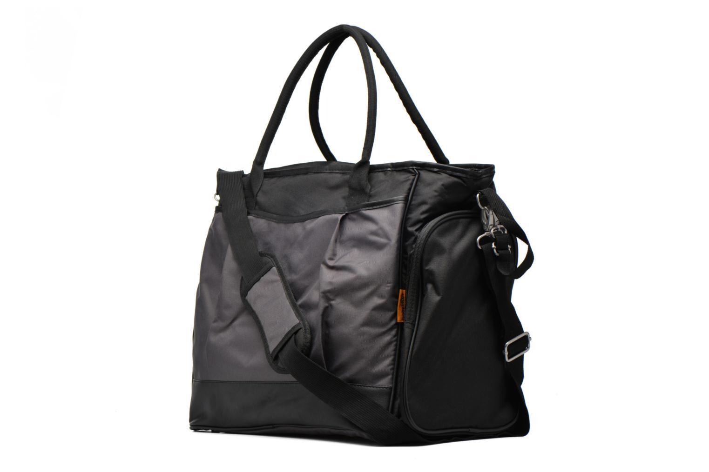 Sacs à main Babymoov Sac à Langer Essential Bag Noir vue droite