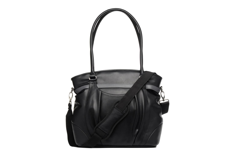 Handtaschen Babymoov Sac à Langer Glitter Bag schwarz ansicht von vorne