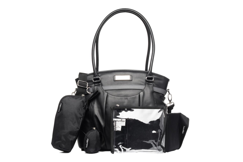 Handtaschen Babymoov Sac à Langer Glitter Bag schwarz ansicht von links