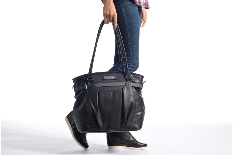 Handtaschen Babymoov Sac à Langer Glitter Bag schwarz ansicht von oben