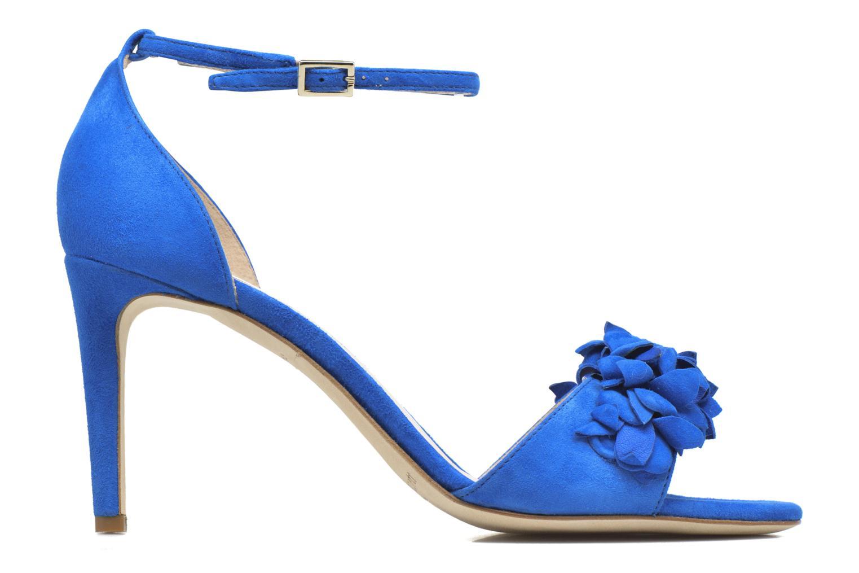 Sandales et nu-pieds L.K. Bennett Claudie Bleu vue derrière