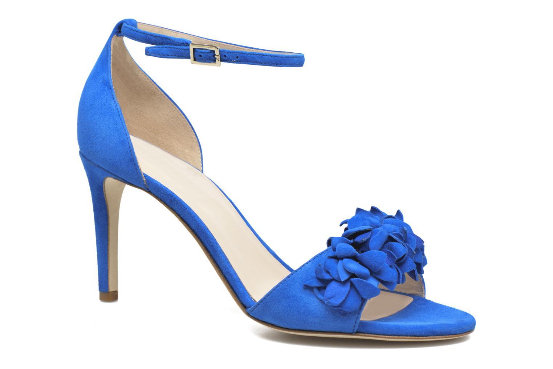 Sandales et nu-pieds L.K. Bennett Claudie Bleu vue détail/paire