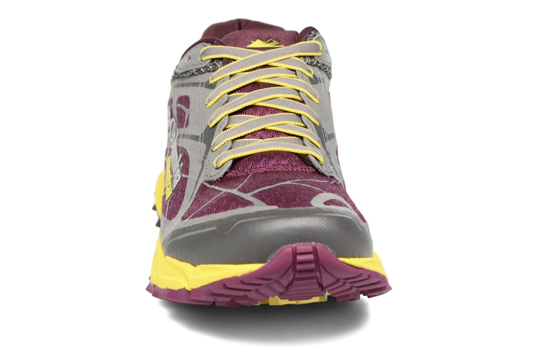 Chaussures de sport Columbia Caldorado II W Violet vue portées chaussures