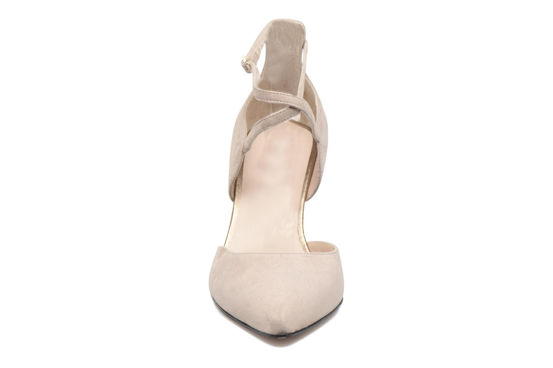 High heels Georgia Rose Expression Beige model view