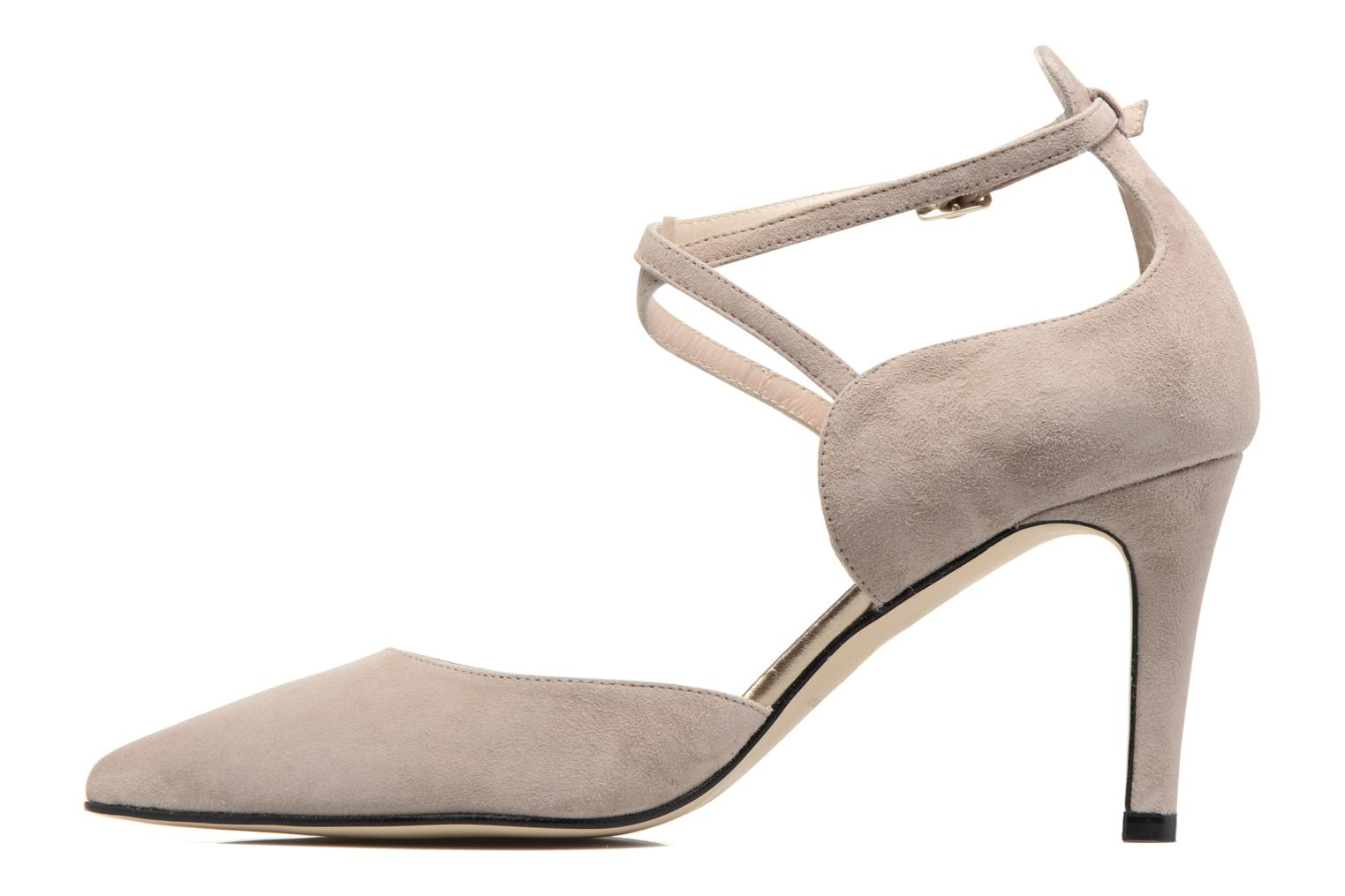 High heels Georgia Rose Expression Beige front view