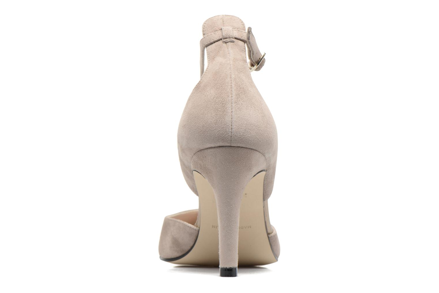 High heels Georgia Rose Expression Beige view from the right