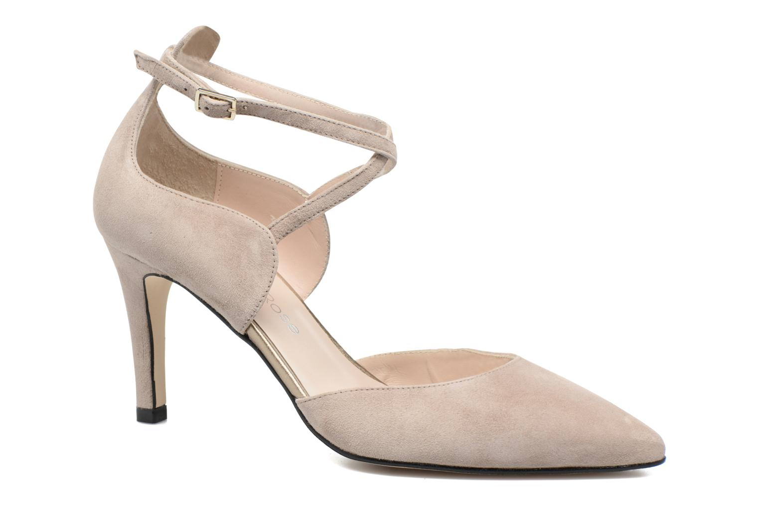 High heels Georgia Rose Expression Beige detailed view/ Pair view