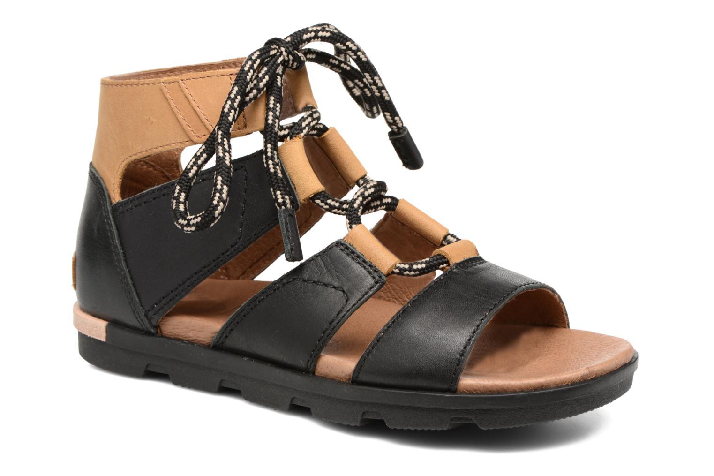 Zapatos promocionales Sorel Torpeda lace II (Negro) - Sandalias   Venta de liquidación de temporada