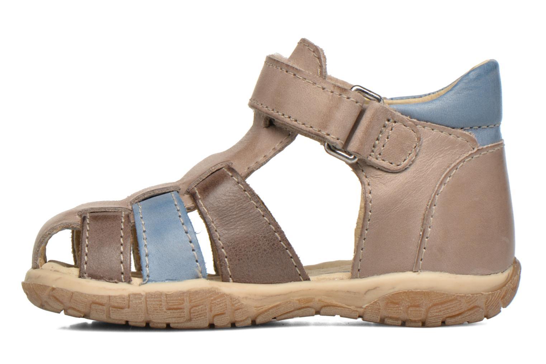 Sandales et nu-pieds Noël Mini Tin Multicolore vue face