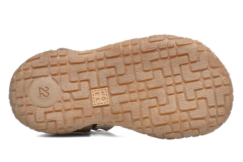 Sandales et nu-pieds Noël Mini Tin Multicolore vue haut
