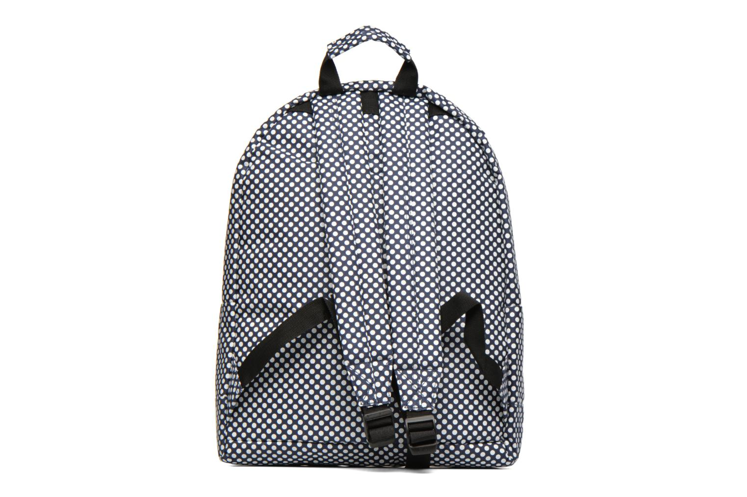Sacs à dos Mi-Pac Custom Prints Microdots Backpack Bleu vue face