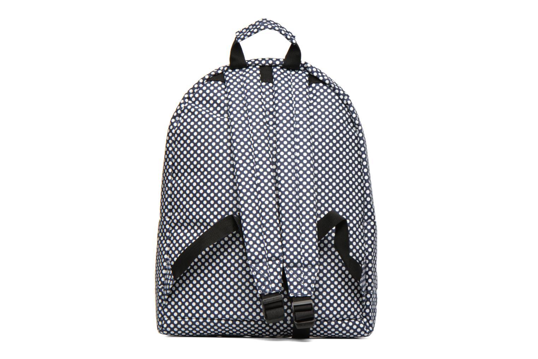Sacs à dos Mi-Pac Custom Prints Microdots Backpack Bleu vue face