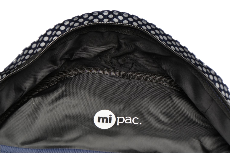 Sacs à dos Mi-Pac Custom Prints Microdots Backpack Bleu vue derrière