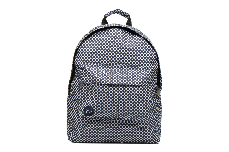 Custom Prints Microdots Backpack Navy