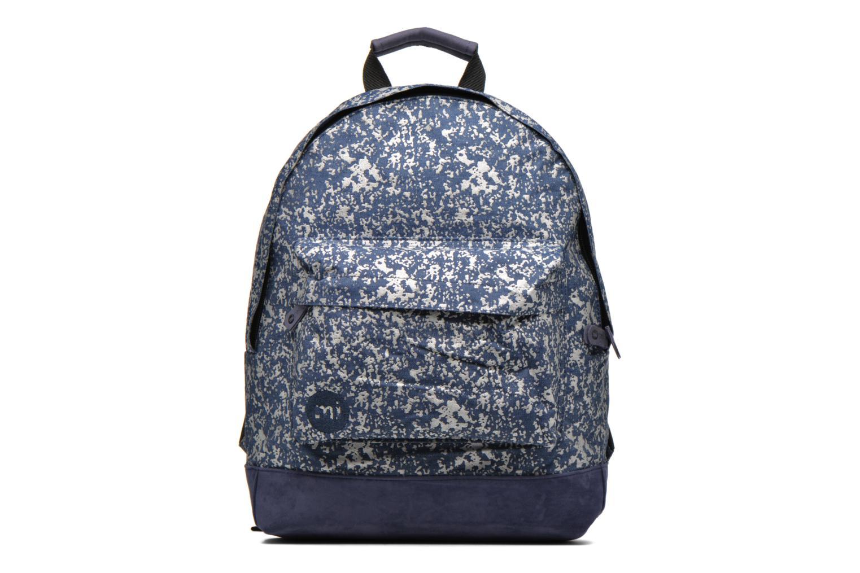 Sacs à dos Mi-Pac Premium Denim Spatter Backpack Bleu vue détail/paire