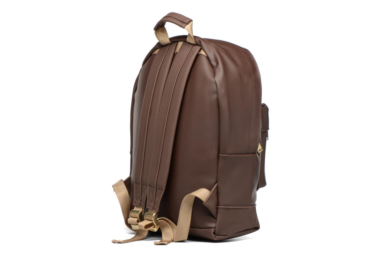 Gold Backpack Leopart Poney
