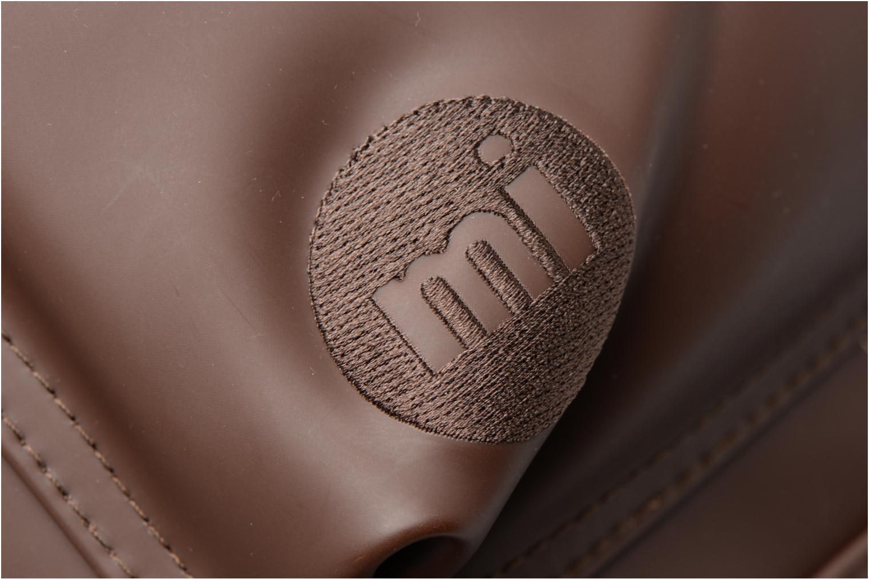 Sacs à dos Mi-Pac Gold Backpack Marron vue gauche