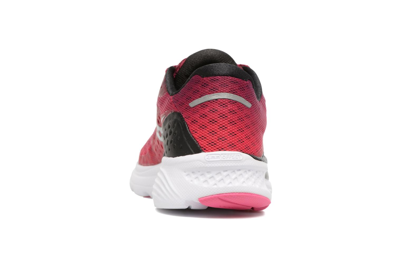 Chaussures de sport Saucony Kinvara 8 W Rose vue droite