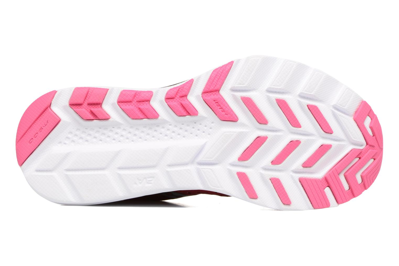 Chaussures de sport Saucony Kinvara 8 W Rose vue haut