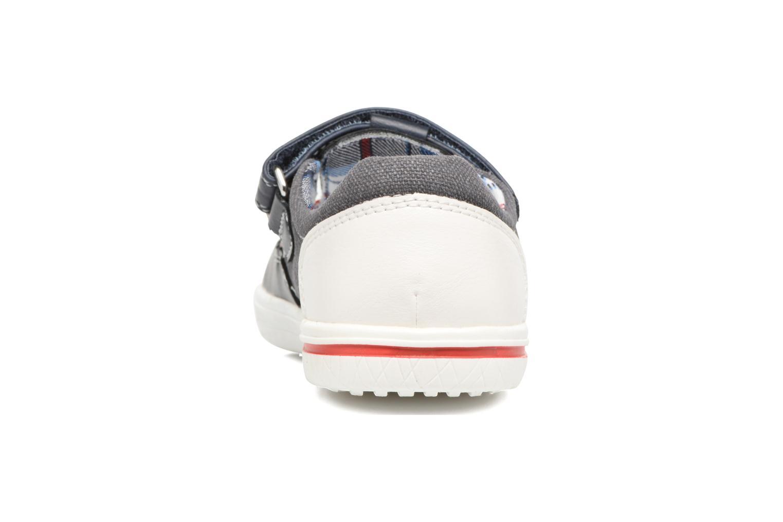 Chaussures à scratch Chicco Camino Bleu vue droite