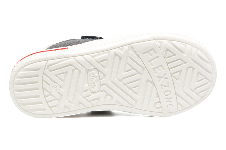 Chaussures à scratch Chicco Camino Bleu vue haut