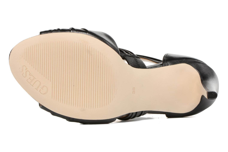 Sandalen Guess AZALI Zwart boven