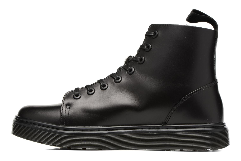 Bottines et boots Dr. Martens Talib Noir vue face