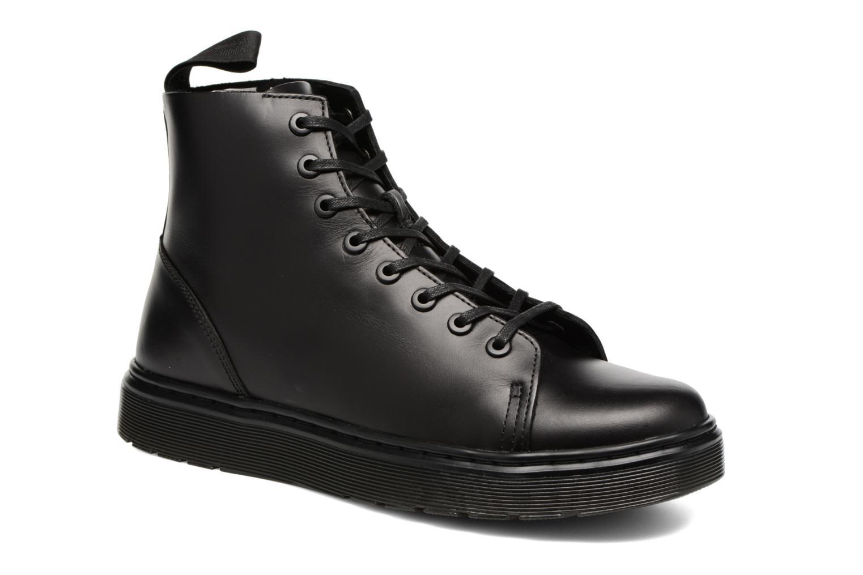 Bottines et boots Dr. Martens Talib Noir vue détail/paire