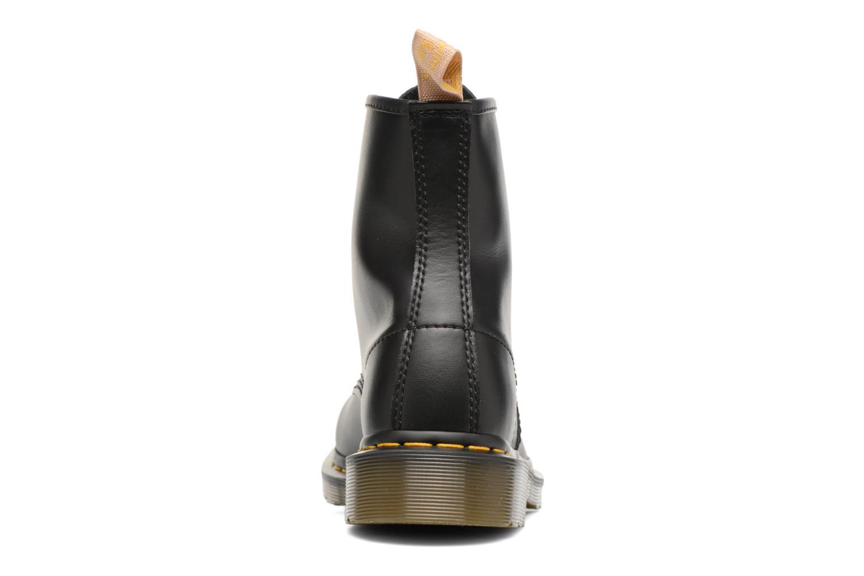 Bottines et boots Dr. Martens Vegan 1460 Noir vue droite