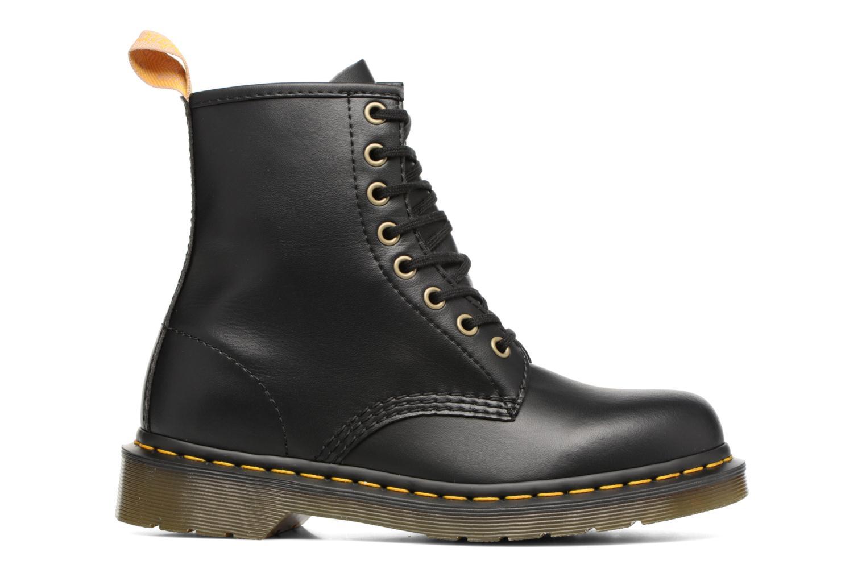 Bottines et boots Dr. Martens Vegan 1460 Noir vue derrière