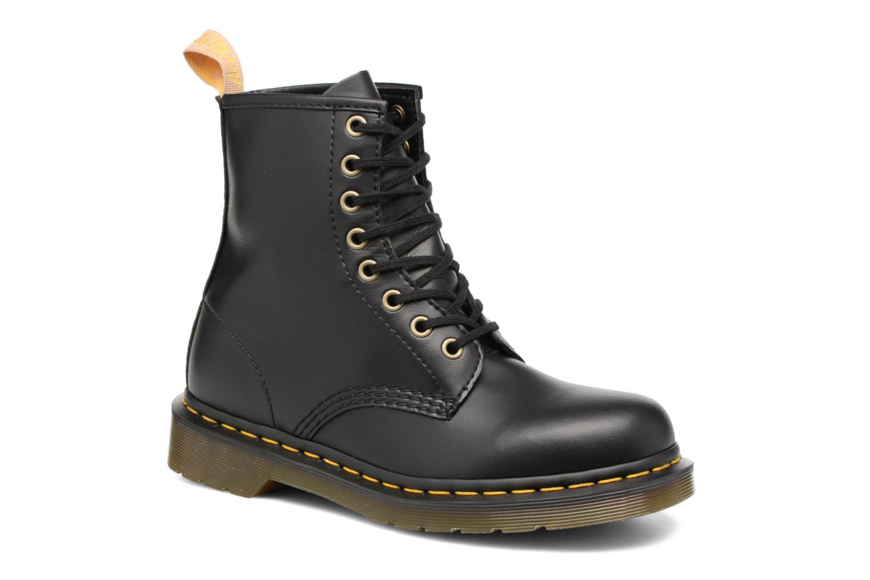 Zapatos promocionales DR. Martens Vegan 1460 (Negro) - Botines    Venta de liquidación de temporada