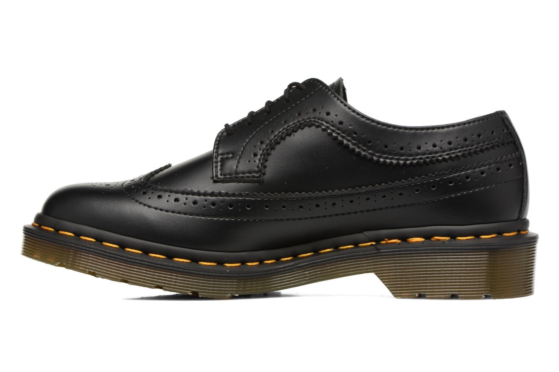 Chaussures à lacets Dr. Martens Vegan 3989 Noir vue face