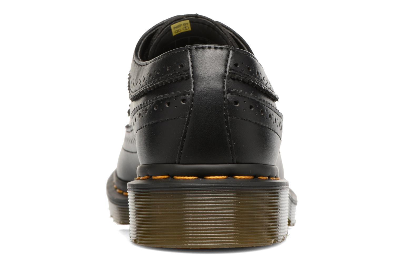 Chaussures à lacets Dr. Martens Vegan 3989 Noir vue droite