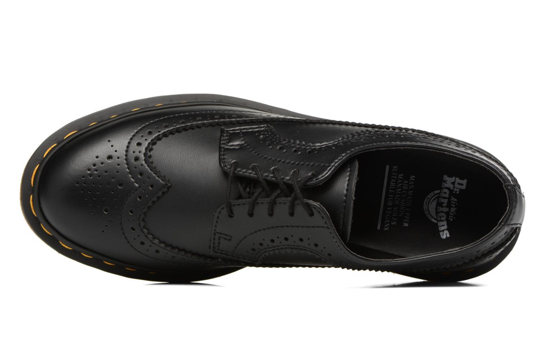 Chaussures à lacets Dr. Martens Vegan 3989 Noir vue gauche