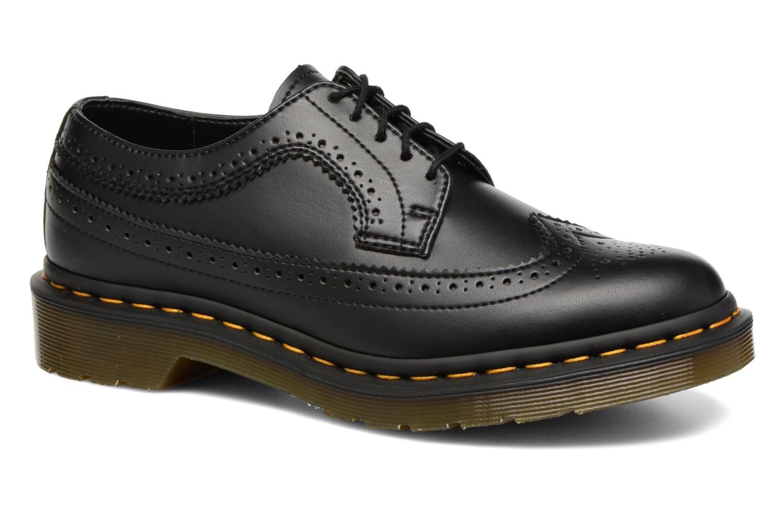 Chaussures à lacets Dr. Martens Vegan 3989 Noir vue détail/paire