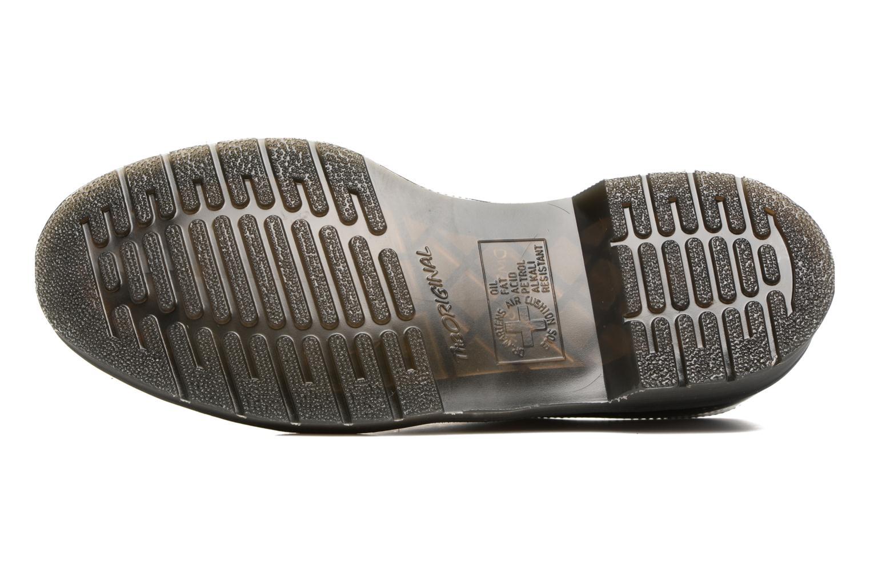 Chaussures à lacets Dr. Martens 1461 Splatter Noir vue haut
