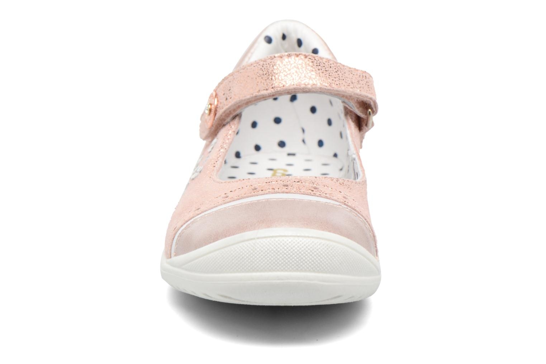 Ballerines Catimini Pipistrelle Rose vue portées chaussures