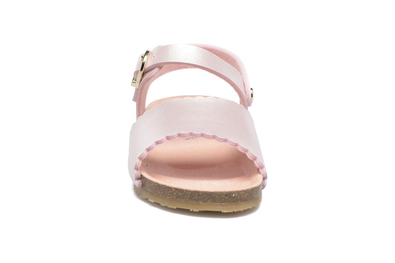 Sandales et nu-pieds Osito by Conguitos Bella Rose vue portées chaussures