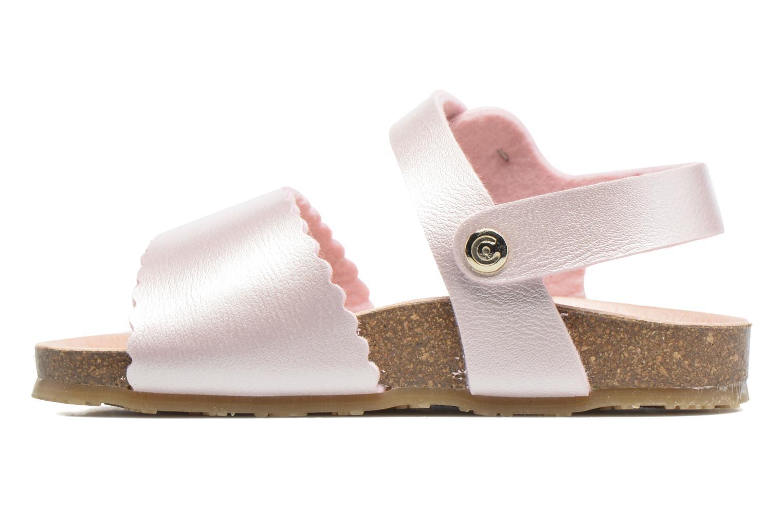 Sandales et nu-pieds Osito by Conguitos Bella Rose vue face