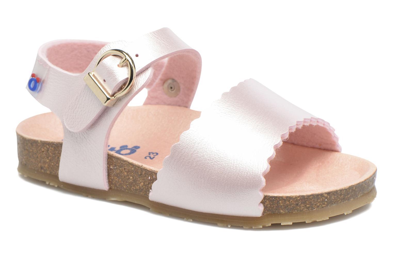 Sandales et nu-pieds Osito by Conguitos Bella Rose vue détail/paire