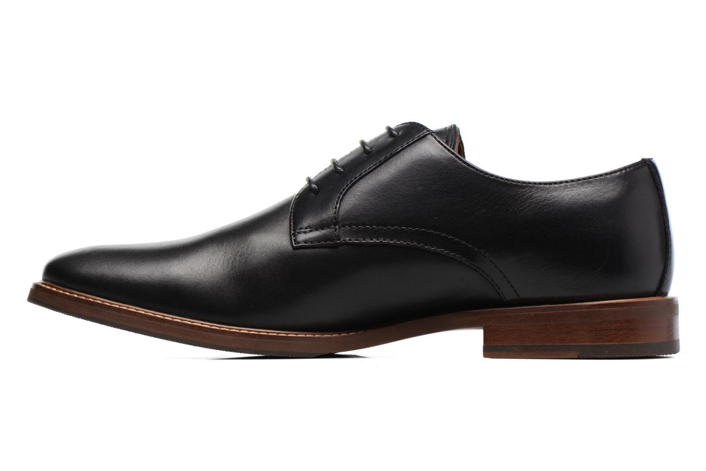 Chaussures à lacets Aldo CERNEGLONS-R Noir vue face