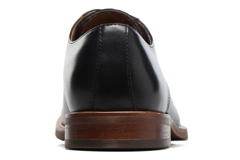 Chaussures à lacets Aldo CERNEGLONS-R Noir vue droite