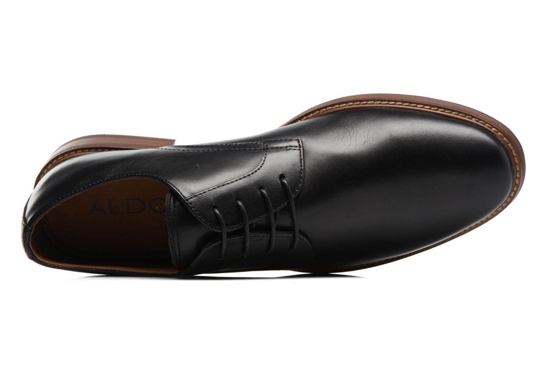 Chaussures à lacets Aldo CERNEGLONS-R Noir vue gauche