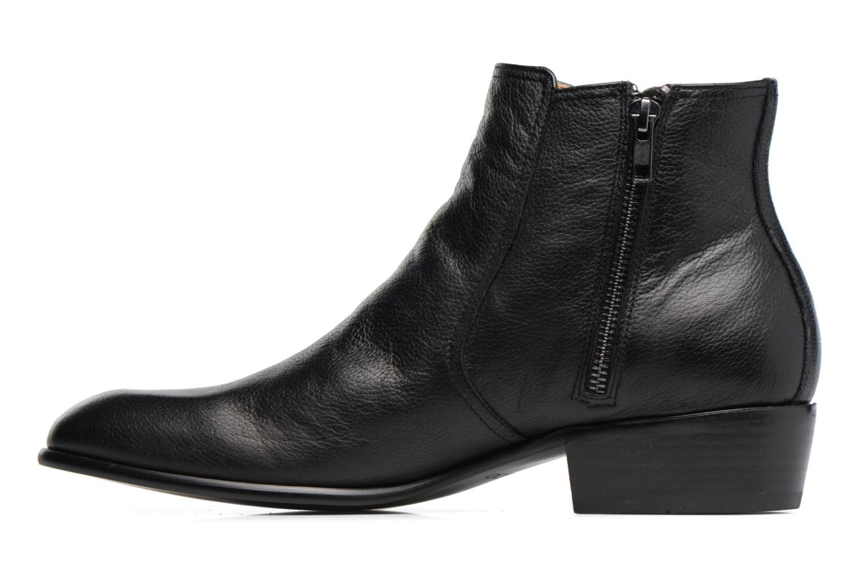 Bottines et boots Aldo SWIFT Noir vue face