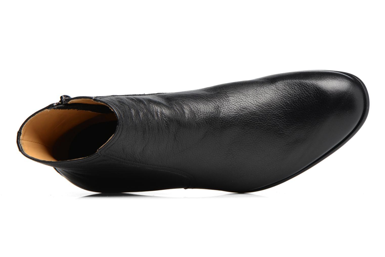 Bottines et boots Aldo SWIFT Noir vue gauche
