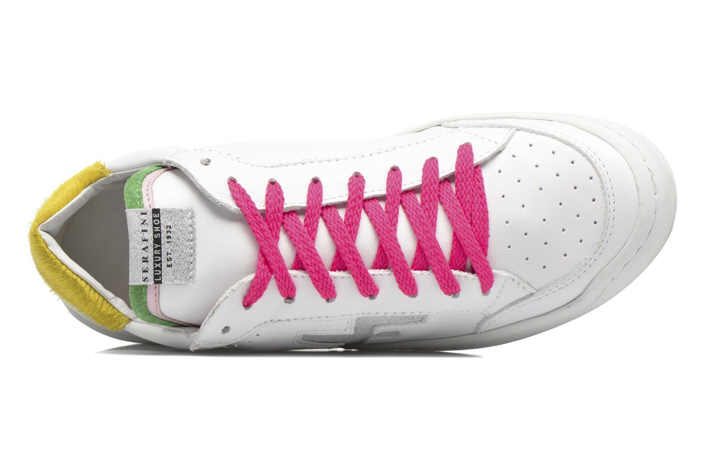 Sneakers Serafini San Diego Low Bianco immagine sinistra