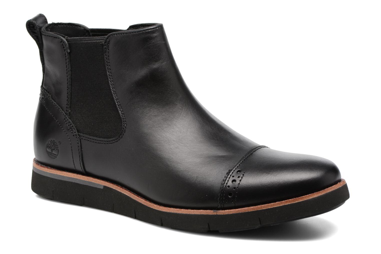 Bottines et boots Timberland Preston Hill Chelsea Noir vue détail/paire