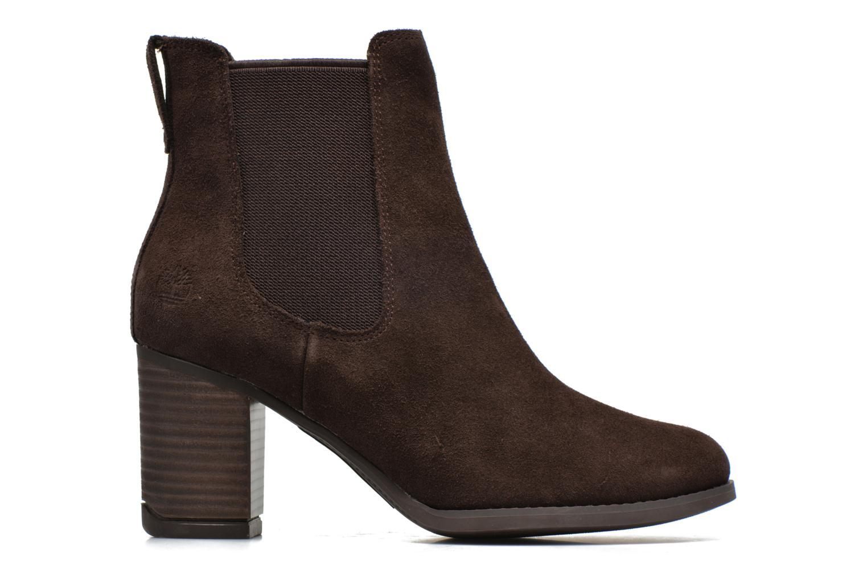 Bottines et boots Timberland Atlantic Heights Che Marron vue derrière